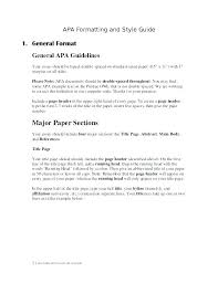 Apa Format Research Paper Template Naomijorge Co