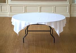top square tablecloth on round table sesigncorp within round table tablecloth prepare