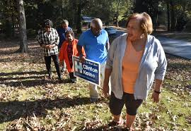 Clayton County voters who went hard for Hillary Clinton, mourn