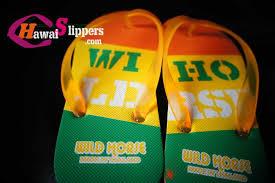 rasta fashion flipflops