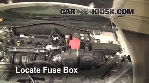 replace a fuse 2010 2012 ford fusion 2010 ford fusion se 2 5l 4 cyl 2012 ford fusion fuse box diagram 2010 ford fusion se 2 5l 4 cyl fuse (engine) check