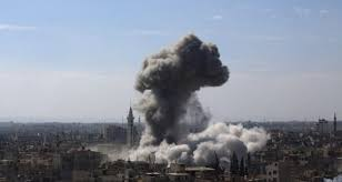 Image result for Eastern Ghouta, truce, photos, August 2017
