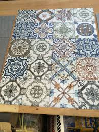 Moroccan Style Kitchen Tiles Moroccan Style Vintage Shabby Chic Topps Nikea Wall Floor Tile