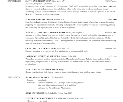 Law School Resume Free Law School Resume Template Application Word Harvard 42