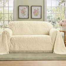 living room chair covers. Cottage Chenille Furniture Throw Living Room Chair Covers U