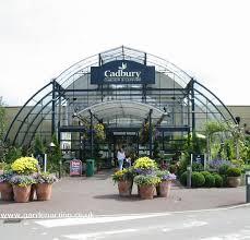 entrance to the cadbury garden and leisure centre
