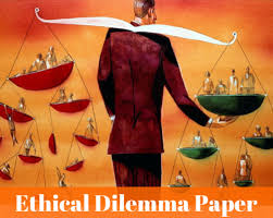 the ethical dilemma paper   by trustmypaper comwe have all faced ethical dilemmas