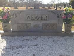 Mary Effie Weaver Weaver (1919-2007) - Find A Grave Memorial