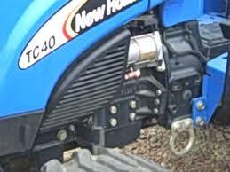new holland tc 40 da tc40 4wd tractor new holland tc 40 da tc40 4wd tractor