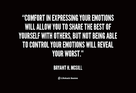 Quotes About Expressing Emotions 40 Quotes Magnificent Expressing Quotes