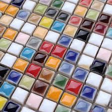 ceramic mosaic tile mosaic tile home depot laze porcelain mosaic tile colorful kitchen wall