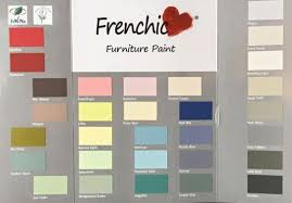 Frenchic Colour Chart Frenchic Furniture Paint Is Here Painted Furniture