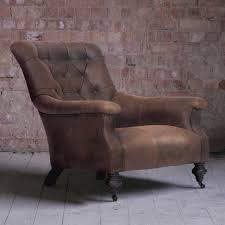 john sankey slipper chair in full leather