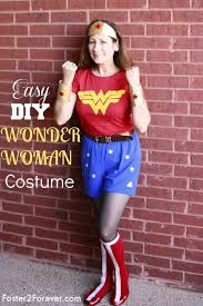 wonder woman costume ideas running superhero