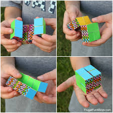 more ways to make an endless cube