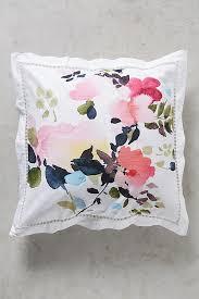 floral pillow shams.  Pillow Slide View 1 Helen Dealtry Floral Euro Sham For Pillow Shams E