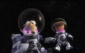 Ice Age Collision Course Scrat Goes To Space Wallpaper ...