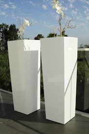 architecture white outdoor planters attractive ceramic planter large throughout 0 from white outdoor planters