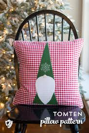 Christmas Gnome Pattern Magnificent Ideas