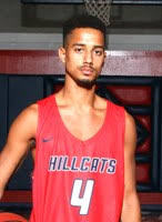 Jordan Johnson - Men's Basketball - Rogers State University Athletics