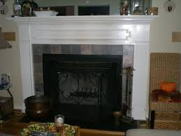 alluring fireplace and mantel designs 8 update tiles