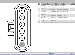 2008 ford f550 wire diagram for the fan clutch 6 4l which one goes graphic