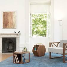 contemporary coffee table hexa