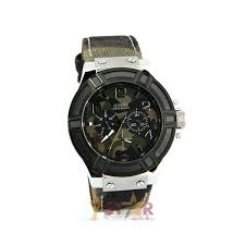 men s watch for online > manufacturer guess watches 7 star original guess rigor green textured dial watches for in