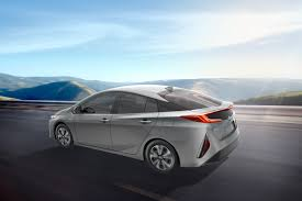 New Toyota Prius Will Have Solar Roof Initially In EU, Japan, Then ...