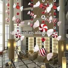 Outdoor Candy Cane Christmas Decorations Source 60 polyfoam candy mall christmas decoration on malibaba 2