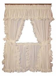 Cape Cod Kitchen Curtains