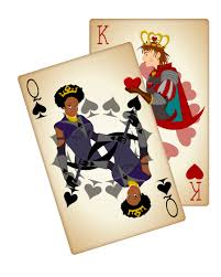 King And Queen Of Hearts Designs Entry 18 By Byteabug For King Of Hearts Queen Of Spades