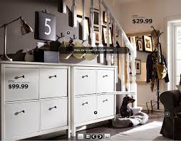 ... Ikea Hall Image Nice Shoe Storage Like The Soft Baskets Hanging On The  Full Size
