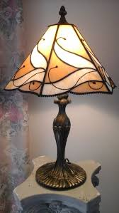 Lamp Stained Glass Shade Glass Decorating Ideas