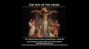 the way of the cross stations of the cross