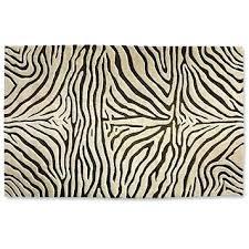 zebra area rug. Zebra Area Rug 8x10 G