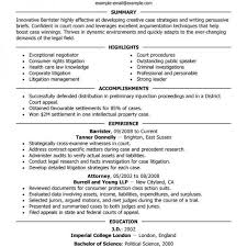 Law Resume Sample Canada Cover Amazing Legal Resumes Examples Work