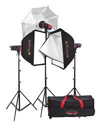 Photogenic Light Stands Amazon Com Photogenic Matrix Mcd400r 400ws Monolight 3