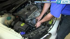 how to replace power steering pump reservoir cap 99 05 volvo premium