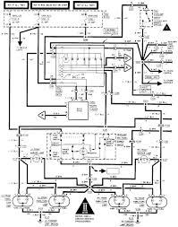 Diagram chevy turn signal diagram