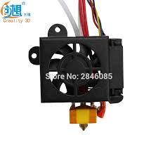 Creality 3D cr10 Full <b>Assembled Extruder</b> Kits <b>mk10 Extruders Hot</b> ...