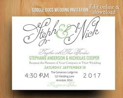 wedding invitation cover letter 13 best google docs templates images on pinterest templates cus