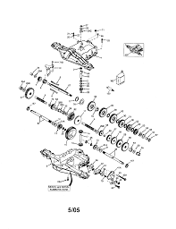 murray model 425014x92e lawn, tractor genuine parts Printable Murray Lawn Mower Manuals at Murray Model 387002x92 Wiring Diagram