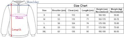 Campus Crew Size Chart 2018 Mens Hooded Sports Shirt Leisure Time Printed Man Long Sleeve Hoodies Boy Campus Cotton Sports Shirt Crew Neck Simple Style For Students From