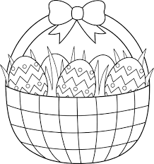 Small Picture Easter Basket Coloring Pages Download And Print For Free Printable