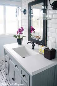master bathroom reveal pa s edition