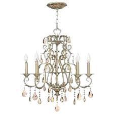 chandeliers hinkley lighting chandelier 5 light single tier crystal chandeliers