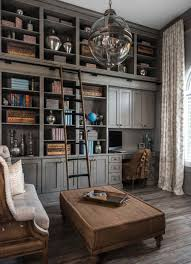 office with no windows. 28 Dreamy Home Offices With Libraries For Creative Inspiration Office No Windows C