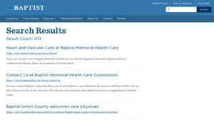 Experienced Baptist Onecare Mychart Login Buffalo Medical