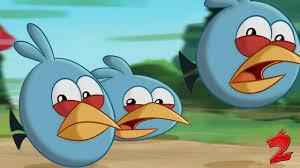 Angry Birds 2 - Rovio Entertainment Ltd Silver League Level 40-41 - YouTube